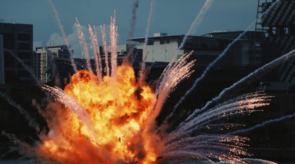 Експлозия в химически завод в щата Тексас (ВИДЕО)