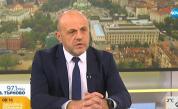 Томислав Дончев не е притеснен, че Мая Манолова иска касиране на изборите