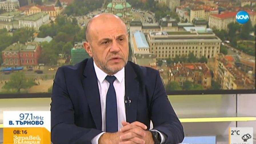 <p>Томислав Дончев не е притеснен, че Мая Манолова иска касиране на изборите</p>