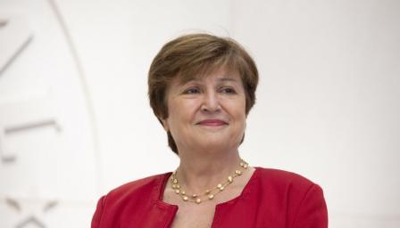 Форбс нареди Кристалина Георгиева сред стоте най-влиятелни жени (СНИМКИ/В ...