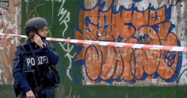 Мъжът, обвинен за убийствата на двама души при атаката срещу