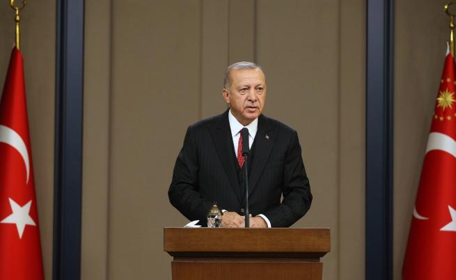 "Турция започна операция ""Мирна пролет"" в Сирия"