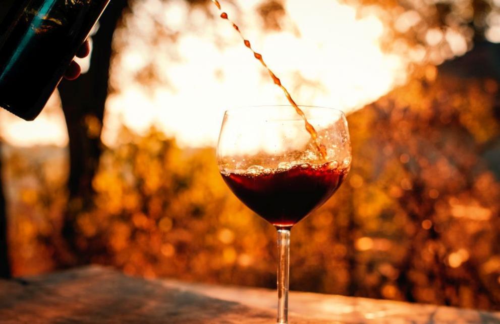 вино есен