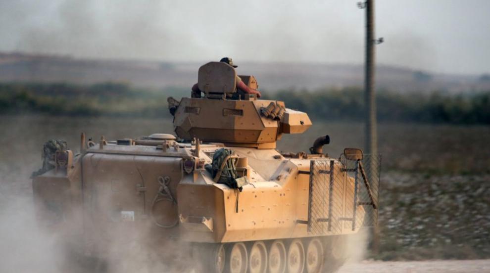 Канада спира продажбата на оръжие на Турция заради офанзивата в Сирия