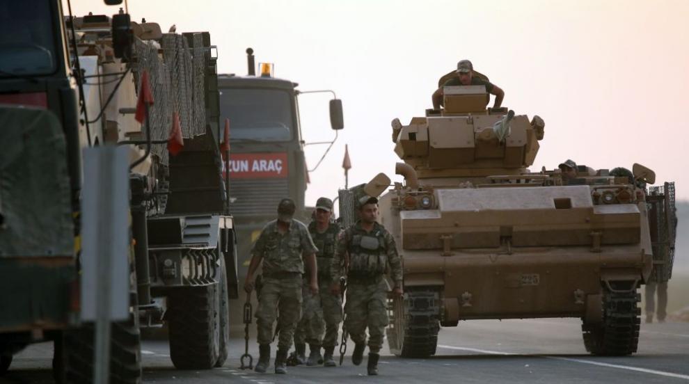 Турция вдига разходите за отбрана с още 5 млрд. долара