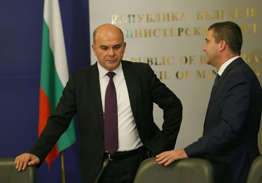 Бисер Петков Владислав Горанов