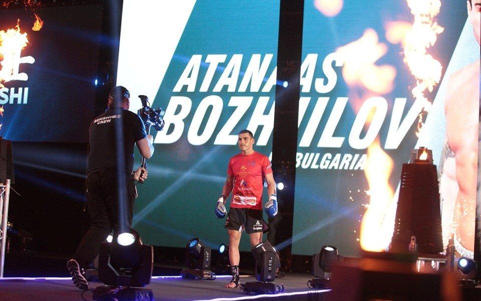 Капитанът на националния по кикбокс излиза срещу майстор на спорта от Беларус