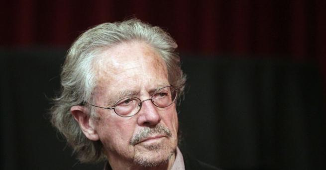 Австрийският писател Петер Хандке спечели Нобелова награда за литература за