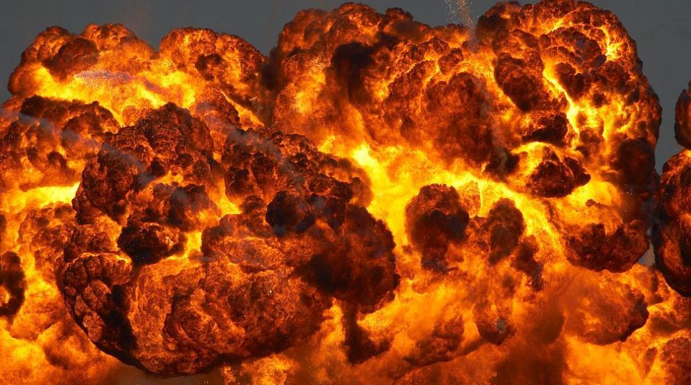 Експлозия разтърси Южен Ливан (СНИМКИ/ВИДЕО)