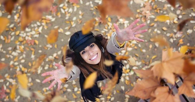 Снимка: Златната есен продължава да ни радва и през уикенда