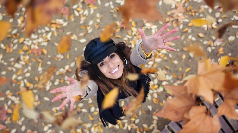 Златната есен продължава да ни радва и през уикенда