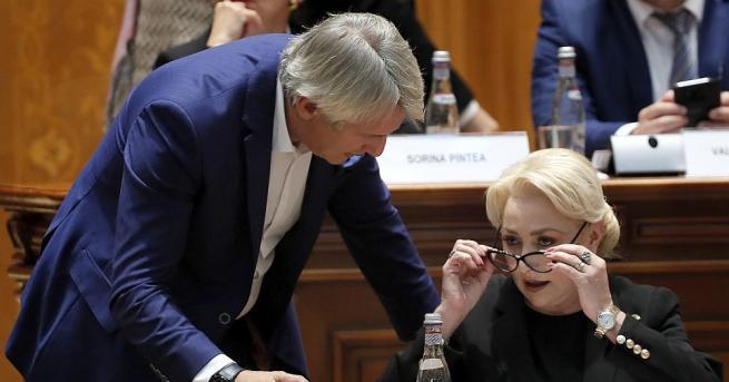 Правителството в Румъния падна след вот на недоверие. Депутатите свалиха