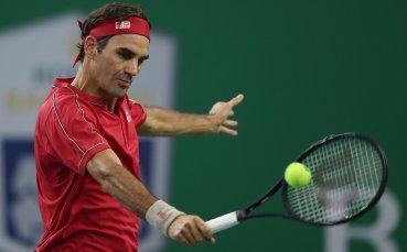 Кой задмина Федерер по приходи