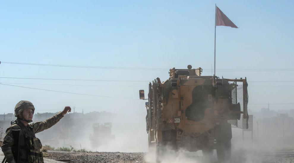 Москва: Атакуваните в Идлиб турски войски бяха сред терористи