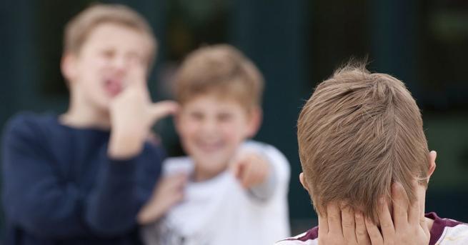 80% от децата в училище са ставали жертва на агресия