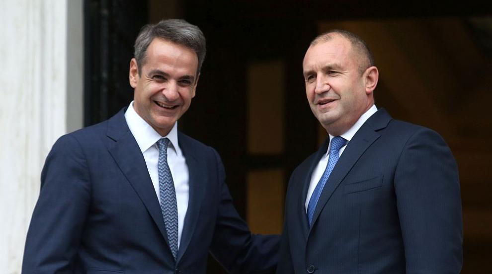 България и Гърция ще охраняват небето над Северна Македония (СНИМКИ)