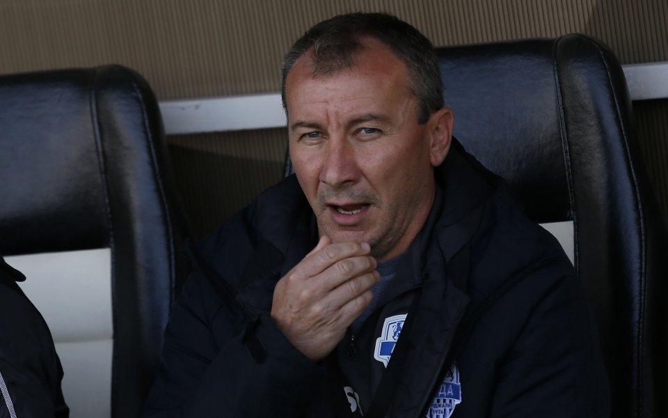 Стамен Белчев почти сигурно отново ще е старши треньор на