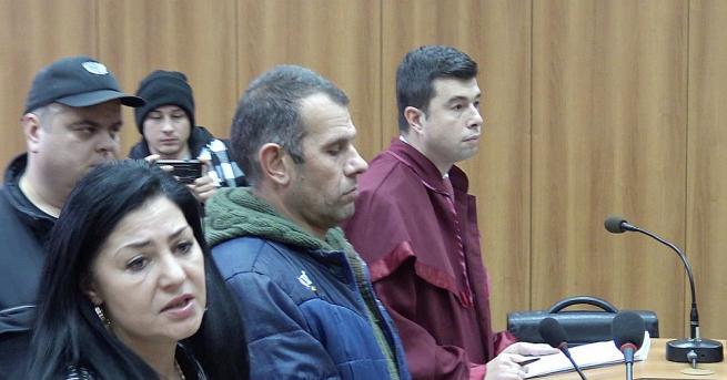 Окръжна прокуратура-Пловдив внесе обвинителен акт срещу 43-годишният Светослав Каменов, убил