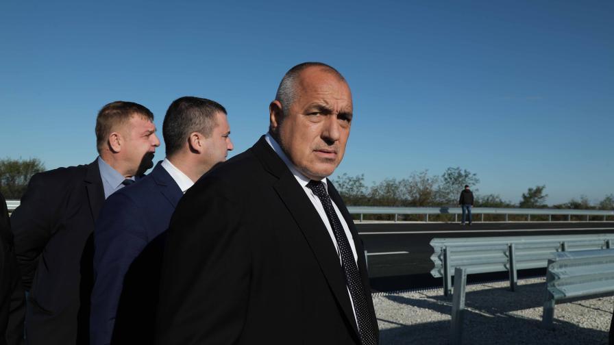 Борисов: Ако Турция пусне бежанците няма да стреляме