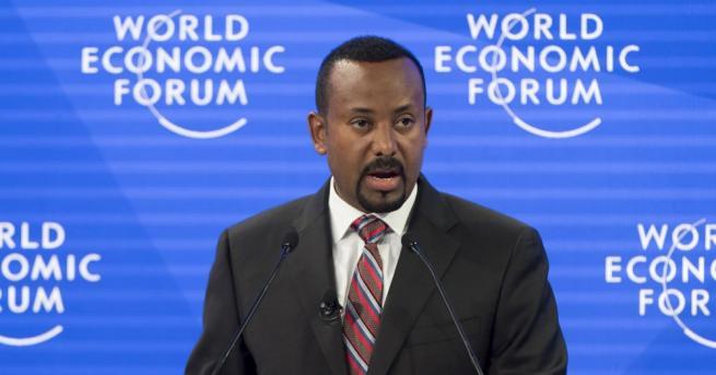 Нобеловата награда за мир за 2019 г. получи етиопският премиер