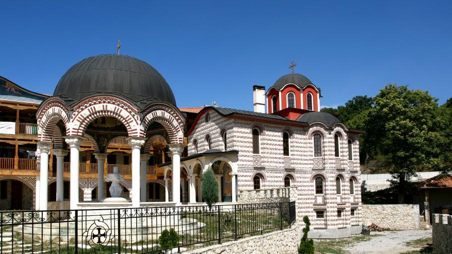 Уикенд бягство до Гигинския манастир