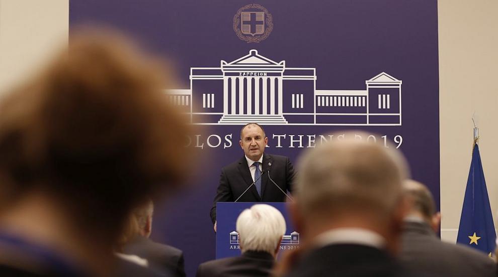 Италия подкрепя присъединяването на България към Шенгенското пространство