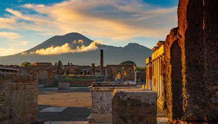 Реставрацията на Помпей разкри невиждани досега съкровища