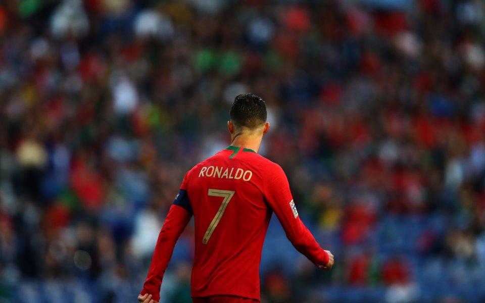 Спортинг ще удостои Роналдо с най-голямата чест