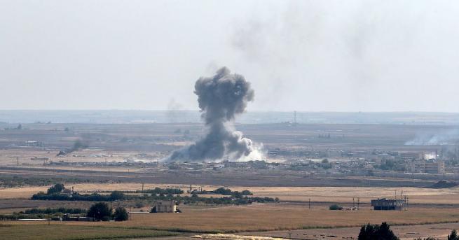 Турското министерство на отбраната съобщи, че турските сили са превзели