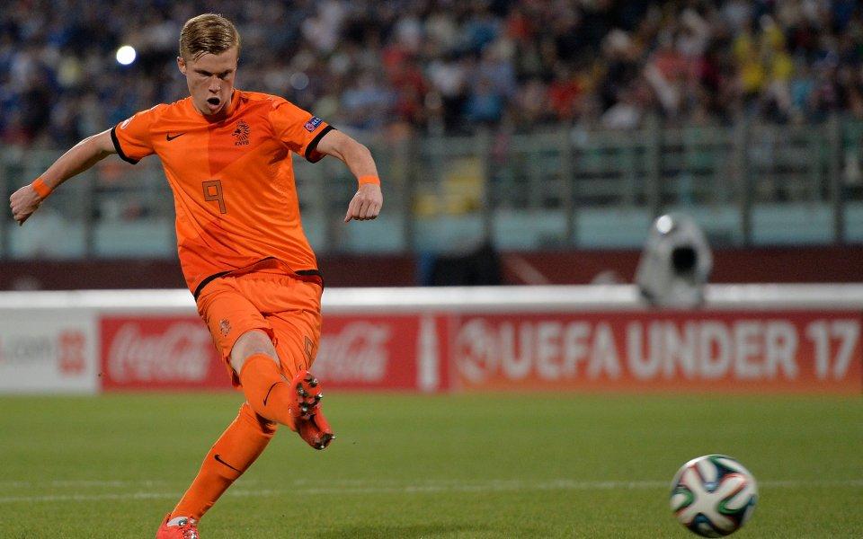 Холандски нападател: Много съжалявам, че не подписах с Ливърпул