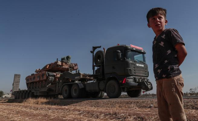 Евродепутат: Сирийският конфликт има само едно решение