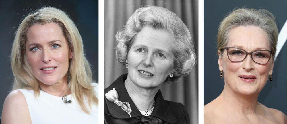 Като първата жена министър-председател на Обединеното кралство (от 1979 до 1990 г.) Маргарет Тачър е сред най-интересните образи за пресъздаване в киното, театъра, литературата и др. Родена е на 13 октомври 1925 г. По случай рождения й ден ви припомняме актрисите, които се превъплътиха в нея през годините.