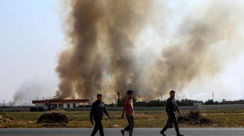 Конфликтът в Сирия се задълбочава