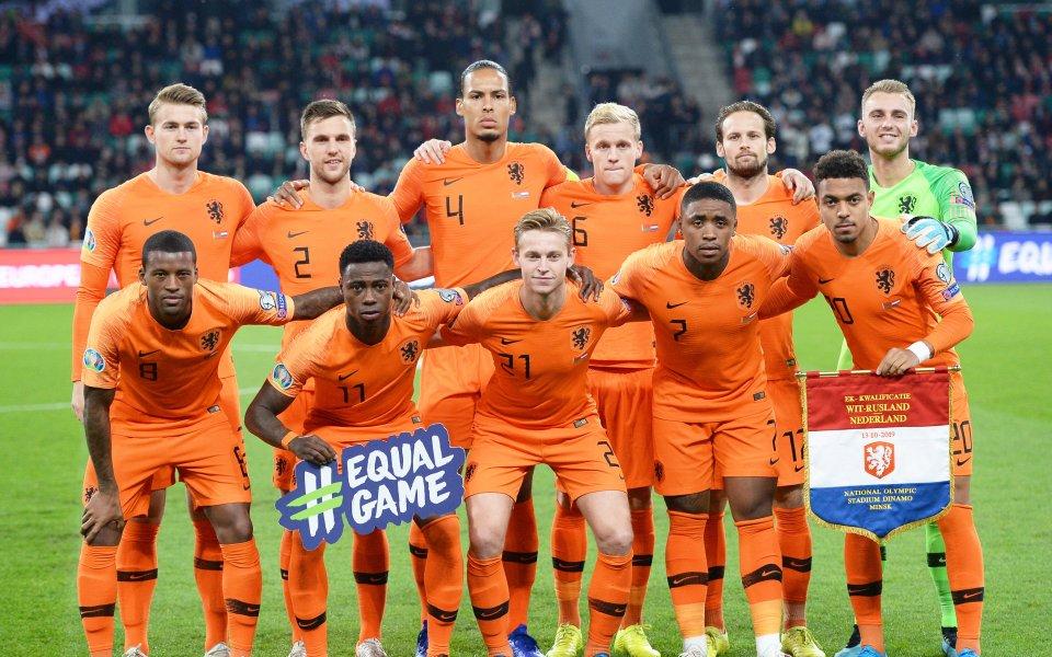Отборът на Холандия постигна трудна, но ценна победа с 2:1