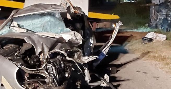 18-годишен пиян шофьор е причинил катастрофата с шест жертви край