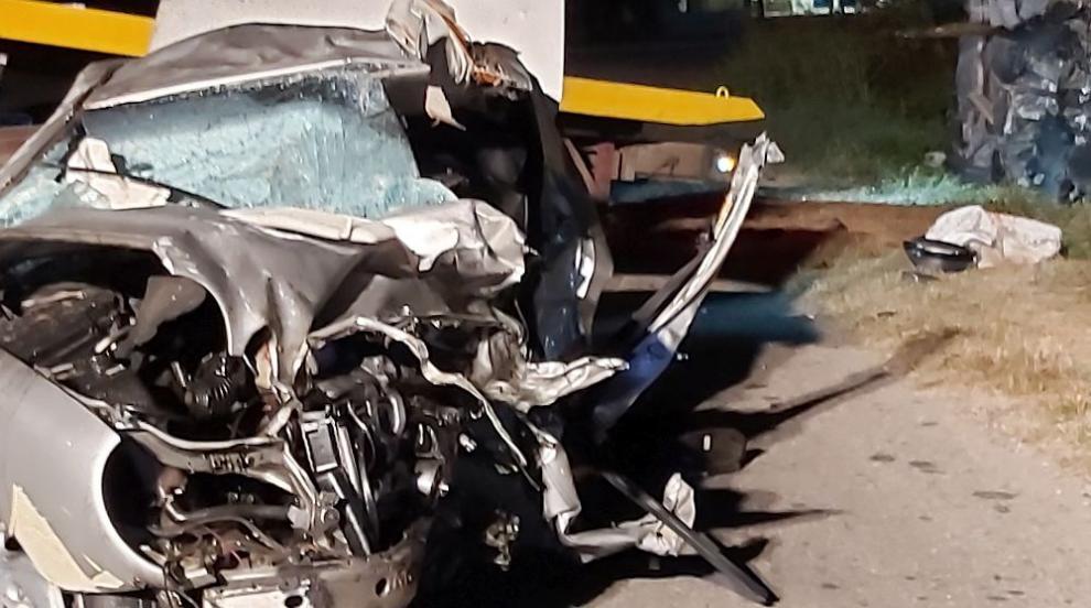 18-годишен пиян шофьор причинил катастрофата с шест жертви край Казанлък