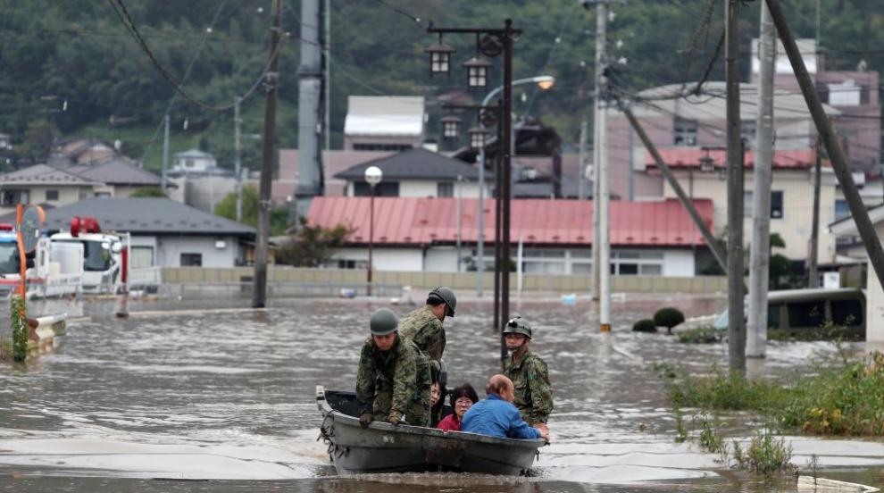 Жертвите на тайфуна Хагибис станаха 56 (СНИМКИ)