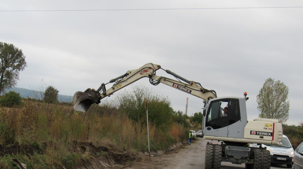 Затварят временно заради ремонт пътя до село Васил Друмев