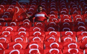 Турското първенство няма да бъде подновено поне до юни