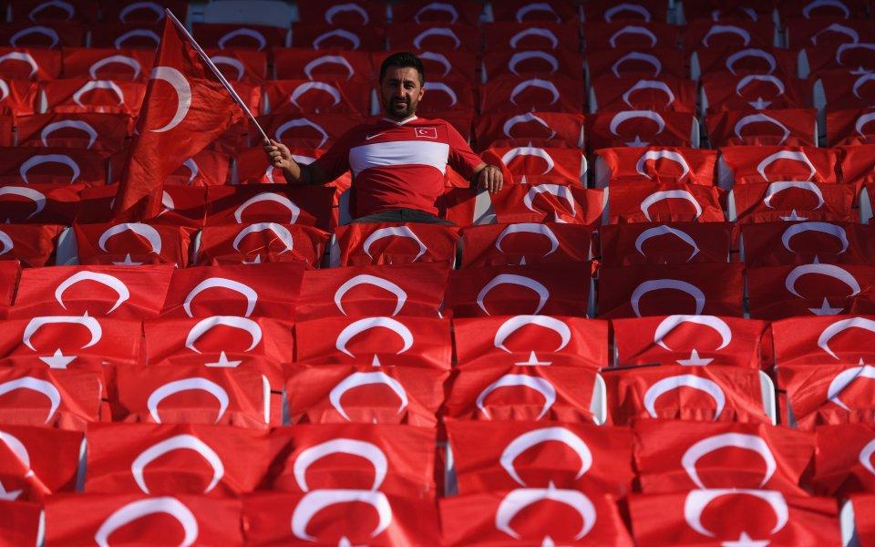 УЕФА ще разследва Турция