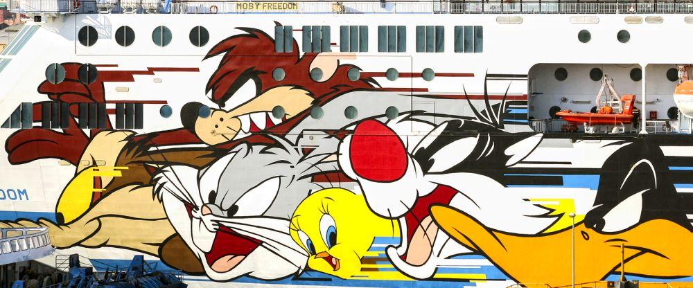 """""""Looney Tunes"""" или """"Шантави рисунки"""""""