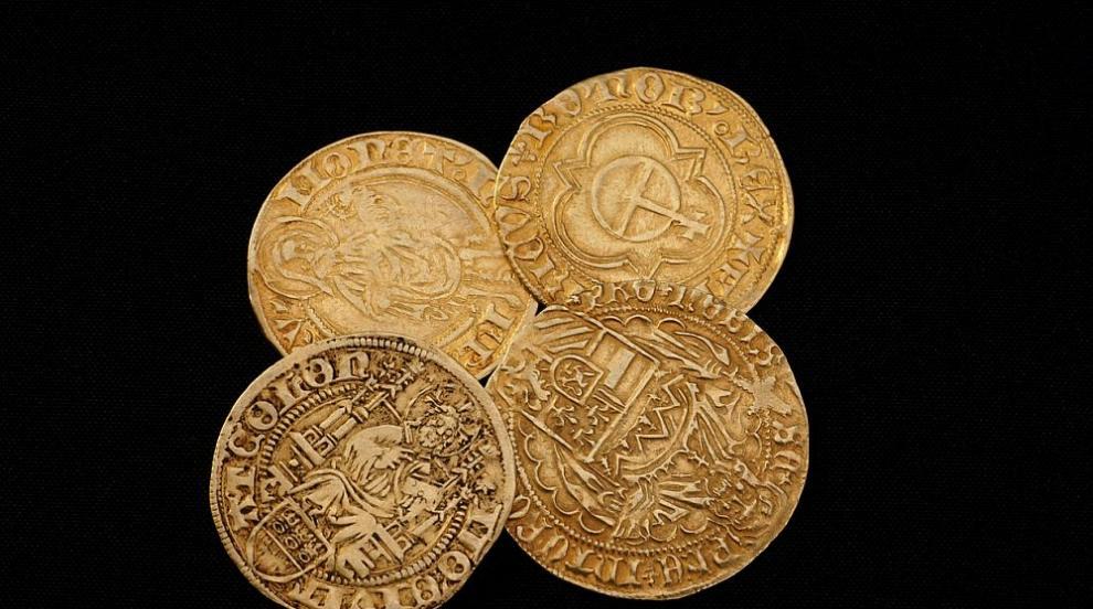 Една от най-редките монети в света отива на търг