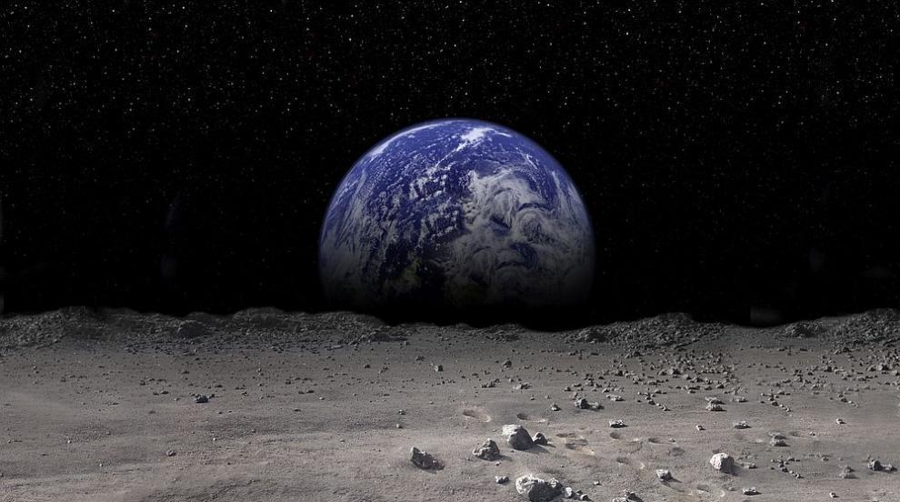 Ново доказателство, че Луната не се е образувала след...