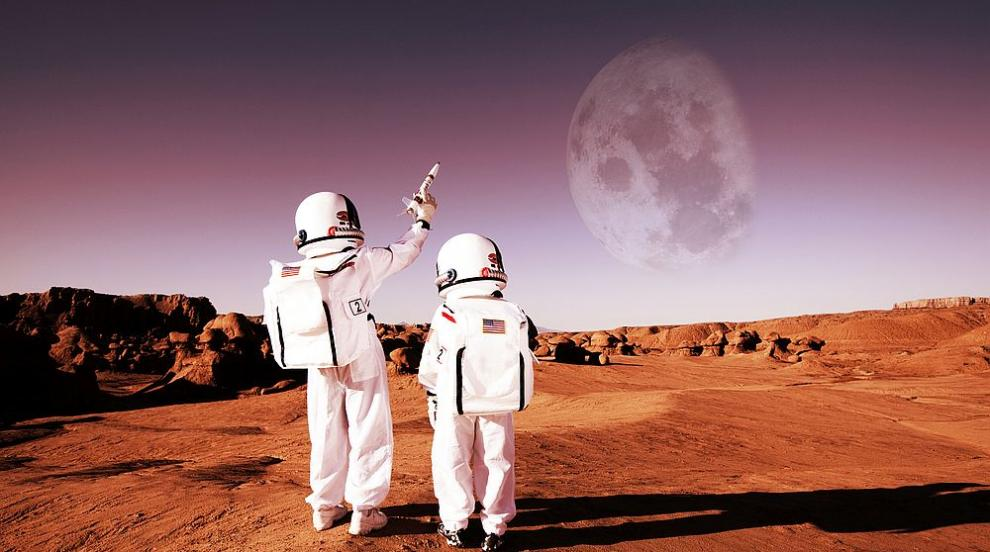 Япония влиза в лунната програма на НАСА