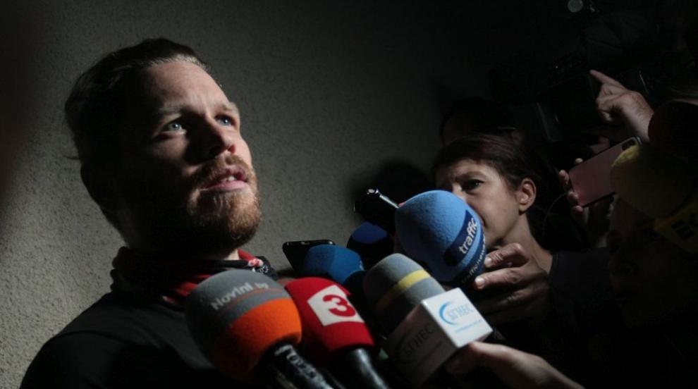Джок Полфрийман: Съжалявам за смъртта на Андрей Монов (ВИДЕО)