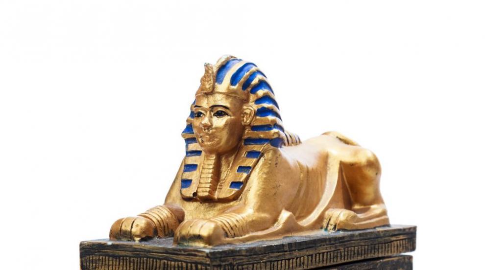 Откриха 20 древни ковчега в Египет (СНИМКИ)