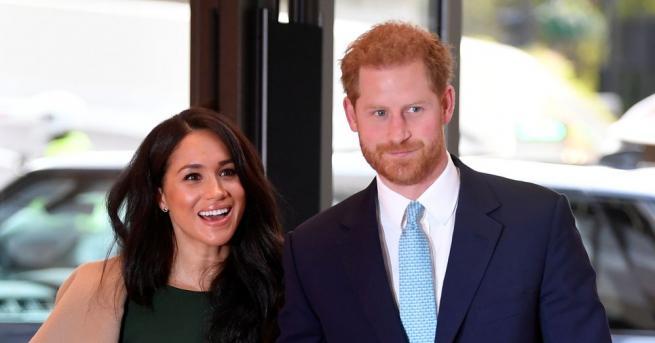 Принц Хари и Меган Маркъл са съобщили на кралица Елизабет