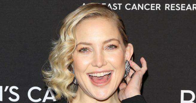 Актрисата Кейт Хъдсън се похвали, че най-малката й дъщеричка е