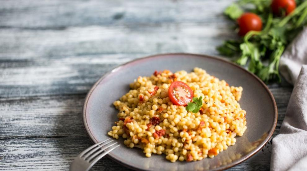 Не яжте престояли макаронени изделия и ориз