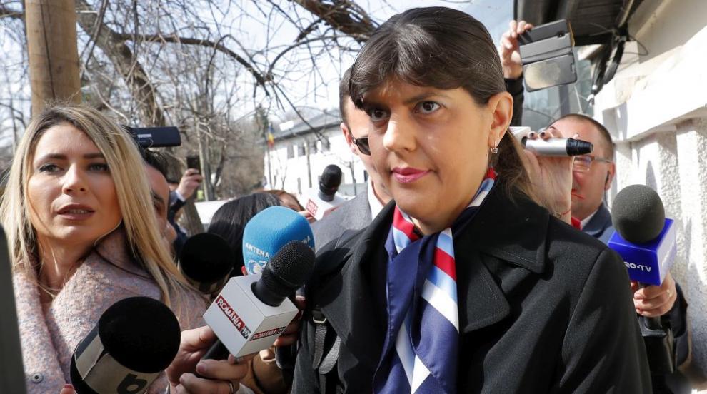 Окончателно: Лаура Кьовеши е утвърдена за главен прокурор на ЕС